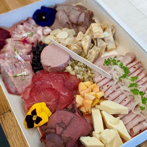 Charcuterie<br>& Deli Meats