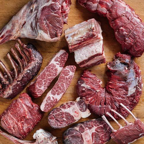 Whole Animal Custom Butchering